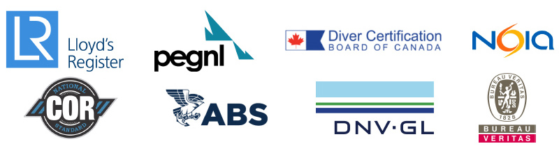 Pro-Dive Marine Services Logo